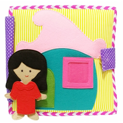 Me-All-Day-Doll-House-Quiet-Book