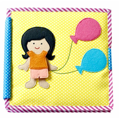 Balloon-Girl-Quiet-Book